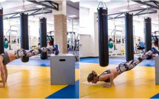Комплекс упражнений для мышц грудной клетки