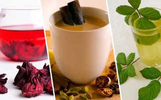 Чай который снижает аппетит