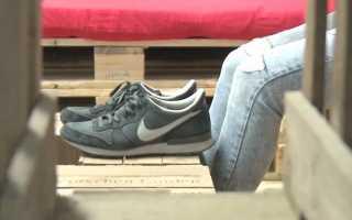 Как очистить кроссовки от запаха