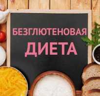 Целиакия список запрещенных продуктов