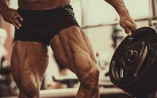 Основные упражнения на ноги