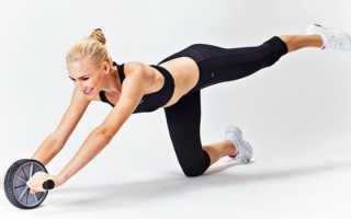 Гимнастический ролик как правильно делать упражнения
