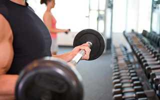 Эффективные упражнения со штангой