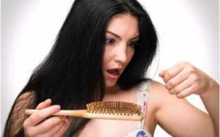 Выпадают волосы у женщины сильно почему витамины
