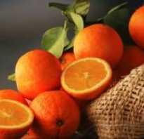 Апельсин витамины содержит