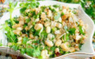 Веганские салаты рецепты с фото