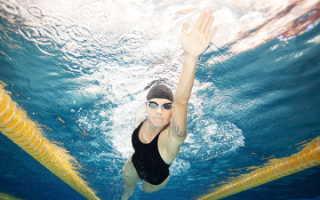 Сколько калорий сжигается в бассейне