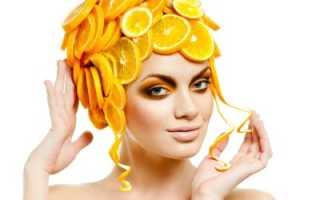 Витаминная маска для волос против выпадения