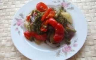 Вкусные низкокалорийные рецепты с указанием калорий