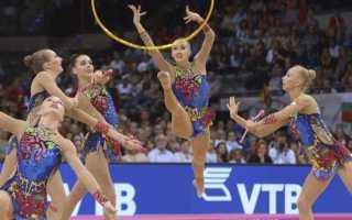 День художественной гимнастики когда