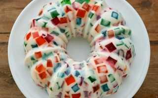 Низкокалорийные десерты в домашних условиях рецепт
